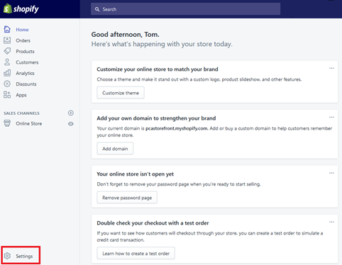 How to Set Up Loqate with Shopify