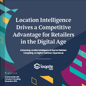 Location Intelligence Drives a Competitive Advantage for Retailers in the Digital Age
