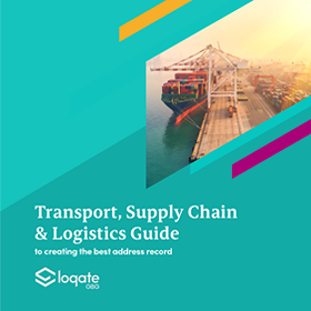 Transport, Supply Chain & Logistics guide to creating the best address record