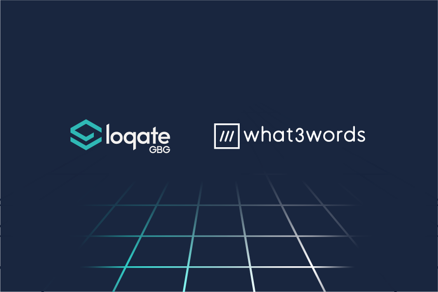 Loqate collaborates with what3words to further enhance location data