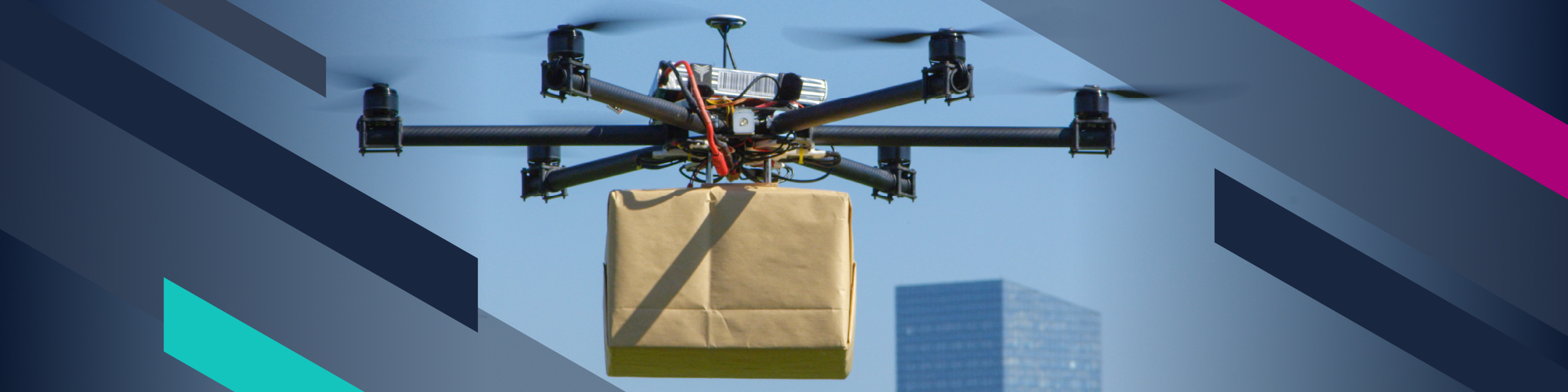 Drone Delivery: When can we expect our parcels to land?